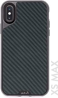 MOUS Protective iPhone Xs Max Case - Aramid Fiber - Screen Protector Inc