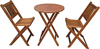 Merry Garden Products Bistro Table and Chair Set, Outdoor Furniture