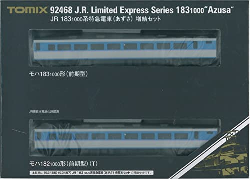 el mejor servicio post-venta J.R. Limited Express Train Series 183-1000 [Azusa] (Add-On 2-Car Set) Set) Set) (Model Train) (japan import)  100% a estrenar con calidad original.