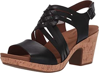 Rockport Women's Adjustable Strap Heeled Sandal