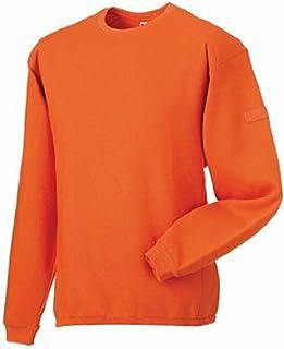 Russell Workwear Mens Crew Neck Set in Sweatshirt Top