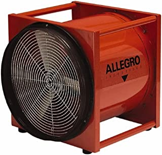 9515-01, Blowers & Fans Type: Axial Blower Type of Power: Electric (AC)
