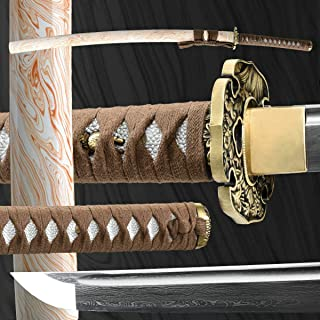 Best damascus short sword Reviews