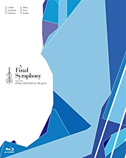 Final Symphony - music from FINAL FANTASY VI, VII and X (映像付サントラ/Blu-ray Disc Music)