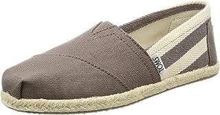 Women's University Classic Stripe Shoe (7.5 B(M) US, Grey)