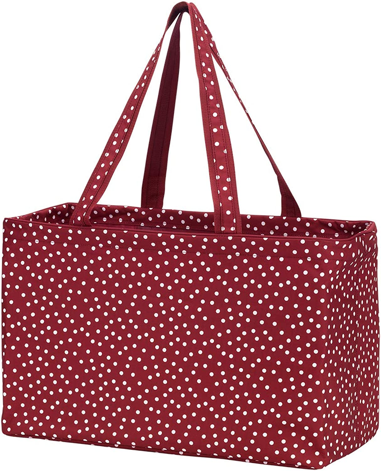 Special Edition High Fashion Print Ultimate Tote  Carry All Organizer Bag  A Tailgate Must Can Be Monogrammed or Personalized