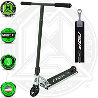 Madd Gear MGP VX9 Pendulum Scooter – Suits Boys & Girls Ages 10+ - Max Rider Weight 220lbs –3 Year Manufacturer's Warranty – World's #1 Pro Scooter Brand – Light Weight & Superior Strength