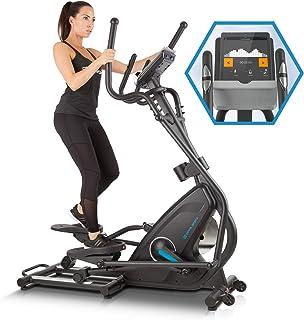 Capital Sports Helix Star MR/Dr - Ellittica, Cyclette con Training Computer, Cross Training, Cardio Fitness, BT, Allenamen...