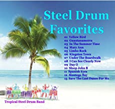 steel band music cd