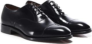 Loake 201 noir homme en cuir semi-richelieu à Formelle Chaussures Oxford