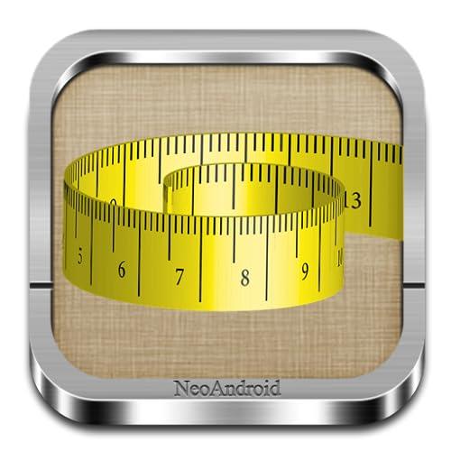 Tape measure (cm, inch)