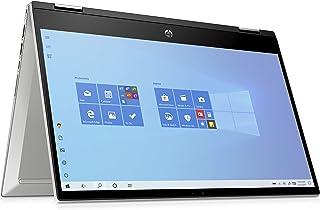 HP - PC Pavilion x360 14-dw0003nl Convertibile, Intel Core i3-1005G1, RAM 8 GB, SSD 256 GB, Grafica Intel UHD, Windows 10 ...