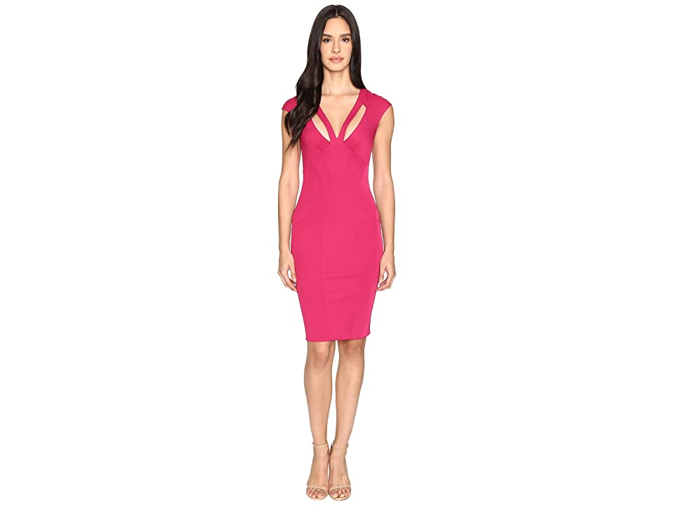ZAC Zac Posen Joni Dress (Sangria) Women