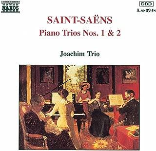 saint saens piano trio 2