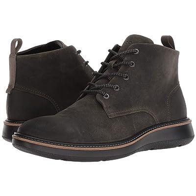 ECCO Aurora Mid Boot (Tarmac) Men