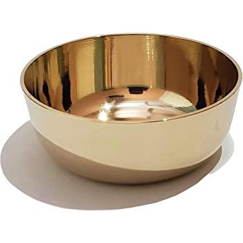 Pure Source India Handmade Bronze Kansa Small Bowl, Many More Health Benefit of Regular Use of This Bowl.