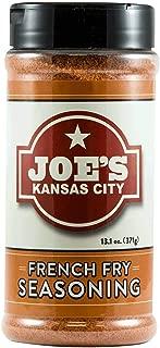 Joe's Kansas City French Fry Seasoning Large (13.1 oz)