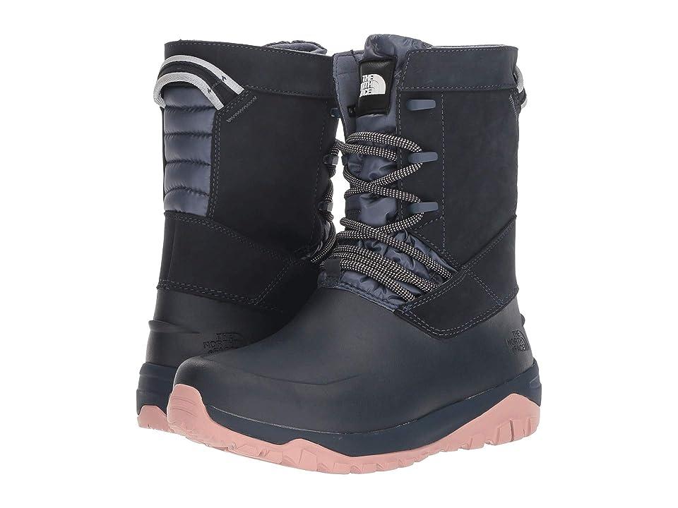 The North Face Yukiona Mid Boot (Urban Navy/Misty Rose) Women