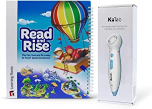 Read and Rise Book with Kittab Smart Pin for Learning Arabic and Pronunciation