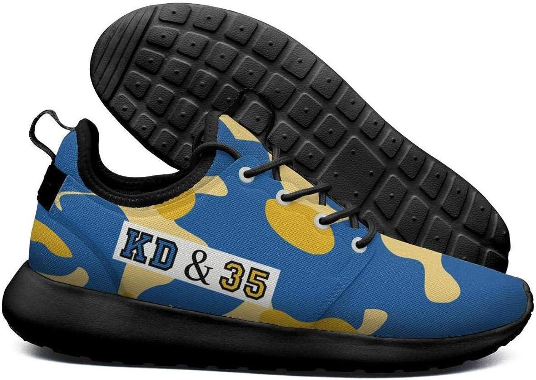 Uter ewjrt män blå gul kamouflage Basketball Egen Track Track Track springaning skor Mes Training skor  köpa rabatter