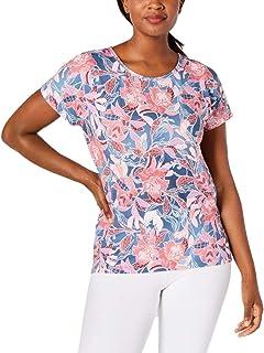Ideology Plus Printed Floral T-Shirt