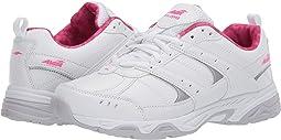 Bright White/Phlox Pink/Jazzy