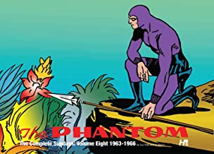 The Phantom the Complete Sundays Volume 8: 1963-1966