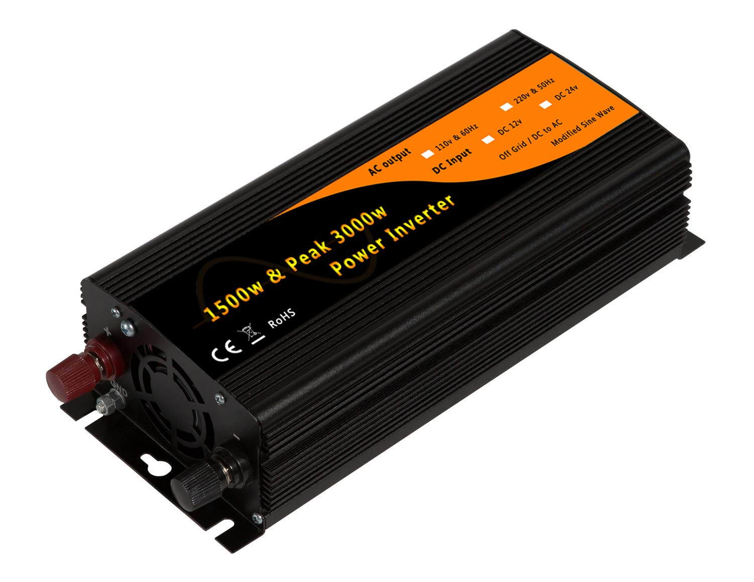 1500w Inverter Adaptor AC110v Socket