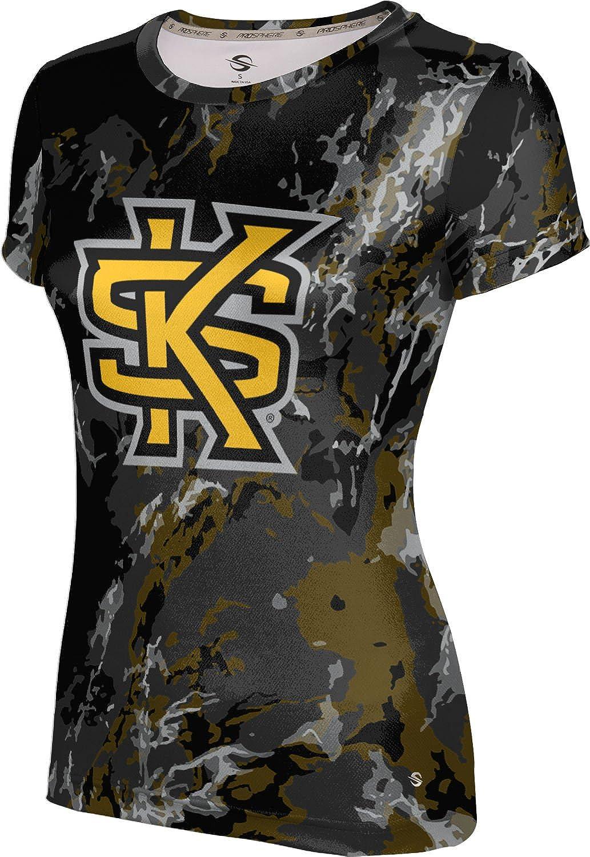 ProSphere Kennesaw State University Girls' Performance T-Shirt (Marble)
