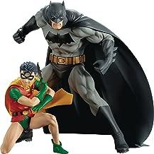 batman and robin artfx