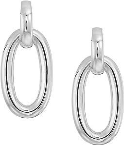 Chain Reaction Link Drop Earrings