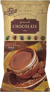spicy mayan hot chocolate