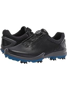 에코 바이옴 G3 보아 골프화 ECCO Golf BIOM G 3 Boa,Black