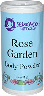 Rose Garden Body Powder 3 Ounces