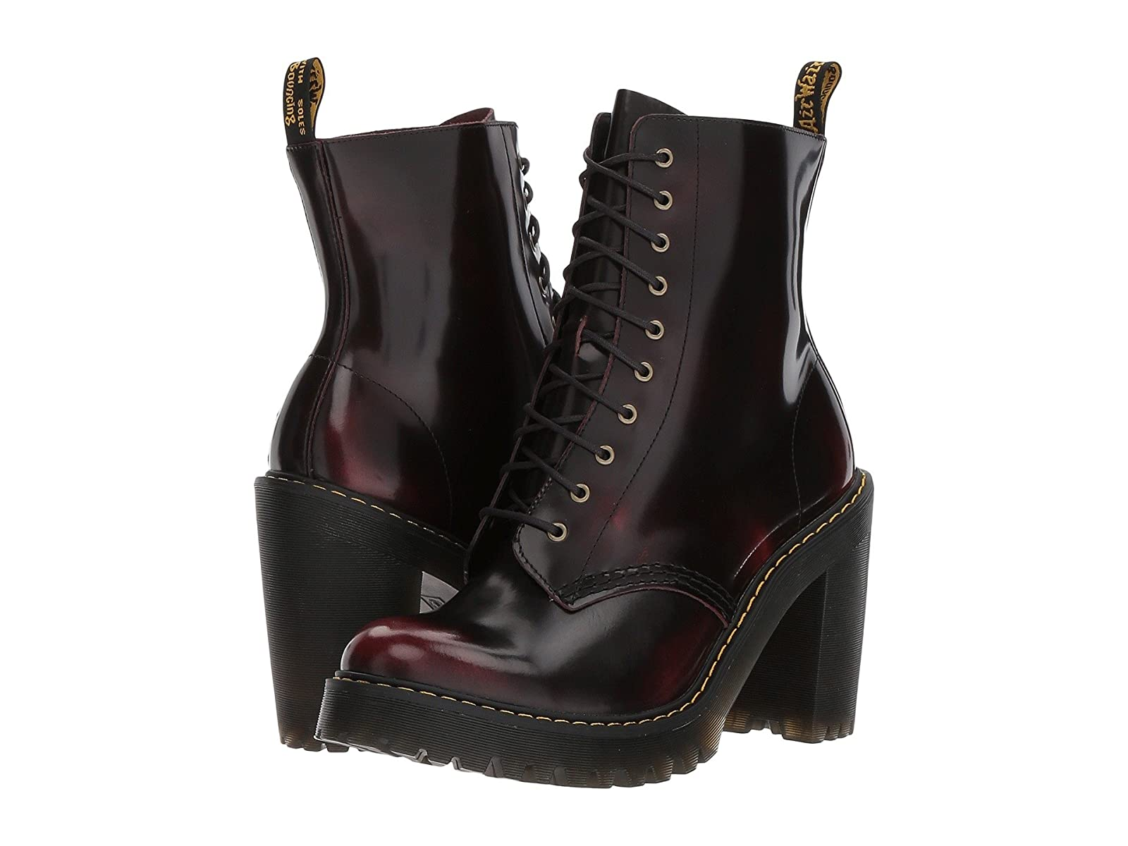 Dr. Dr. Dr. Martens Kendra 10-Eye Boot 5a6e18