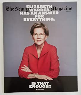 The New York Times Magazine - June 23, 2019 - Elizabeth Warren
