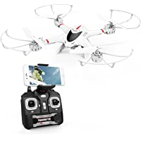 DBPower MJX X400W FPV RC Quadcopter Drone with Wifi Camera