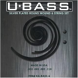 u bass strings