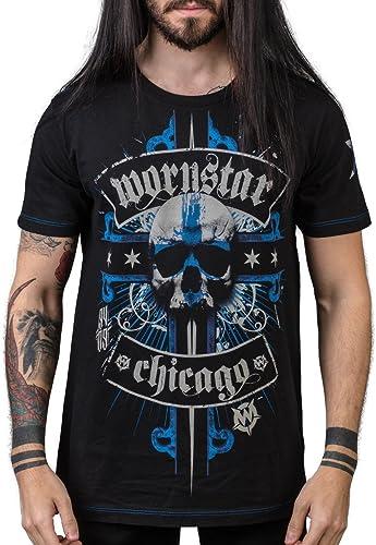 WORNSTAR t-Shirt Hardcore pour Hommes - Valor WSUS-VALR