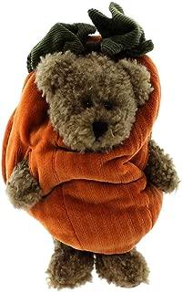 Boyds Bears Plush GOURDON PUNKINPEEKER 913982 Halloween Bear Pumpkin