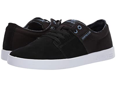 Supra Stacks II (Black/Bering/White) Men