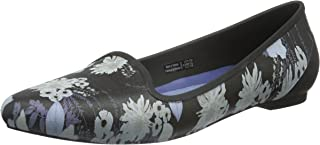 Crocs Women's Eve Graphic Ballet Flat