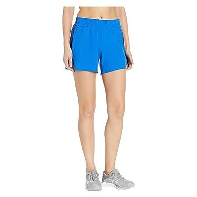 ASICS 5.5 Shorts (Illusion Blue) Women