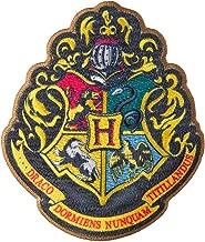 Simplicity 1932173001 Harry Potter Emblem Applique Clothing Iron On Patch, 3.5'' x 4.1'', Hogwarts School Emble