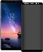 Galaxy Note 8 Screen Protectors,Maxmore Bella 9H Hardness Privacy Tempered Glass Film (Case Friendly Updated Design) 3D Curved Anti-Spy Screen Protectors,for Samsung Galaxy Note 8 (6.3