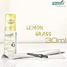 """RNAUX Smart Phone Perfumed Cleaning Gel Spray with Microfiber"""" Proudly Make in India"""" (Lemon Grass, 30ml)"""