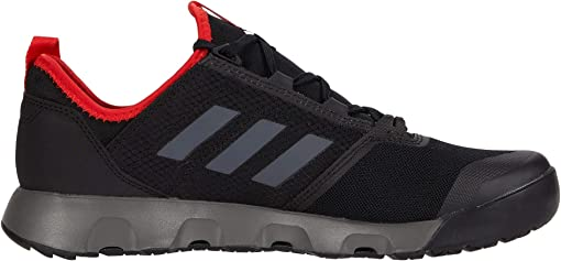 Black/Grey Four/Active Red