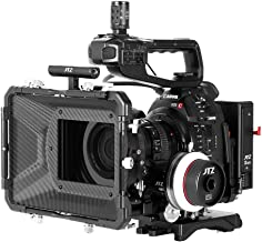 JTZ DP30 Camera Cage with Universal 15mm Rail Rod Baseplate Rig+4×4