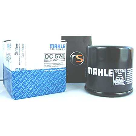 Mahle Oc574 Ölfilter Auto