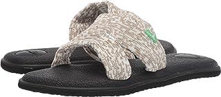 Sanuk Women's Yoga Mat Capri Knit Sandal